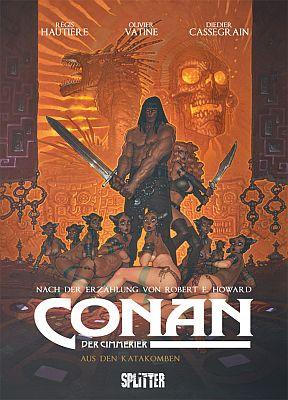Conan der Cimmerier, Band 7 (Splitter)