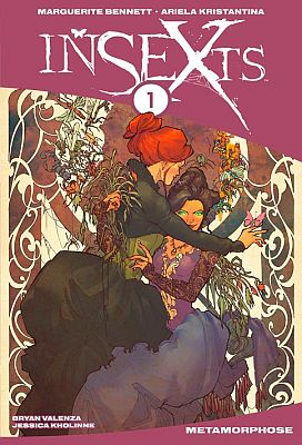 Insexts, Band 1 (Panini Comics)