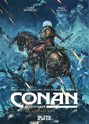 Conan der Cimmerier, Band 8 (Splitter)