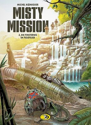 Misty Mission, Band 3 (Bunte Dimensionen)