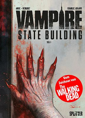 Vampire State Building, Band 1 (Splitter)