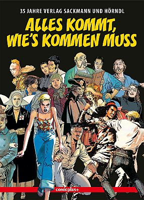 Alles kommt, wie's kommen muss (Comicplus)