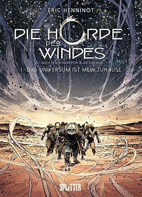 Die Horde des Windes, Band 1 (Splitter)