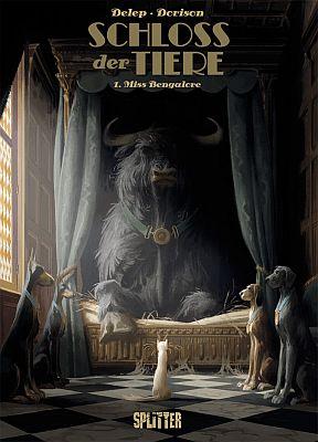 Schloss der Tiere, Band 1 (Splitter)