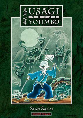 Usagi Yojimbo: Yōkai (Dantes Verlag)