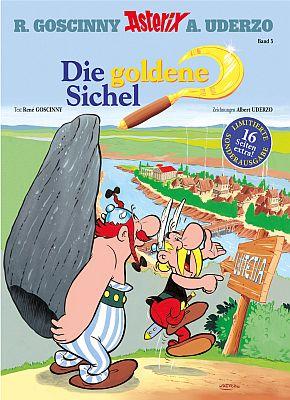 Asterix, Band 5 – Sonderausgabe (Egmont)