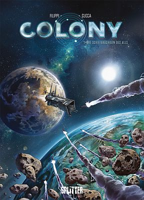 Colony, Band 1 (Splitter)
