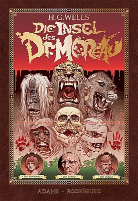 Die Insel des Dr. Moreau (Panini)