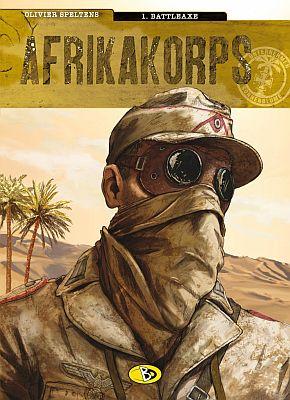 Afrikakorps, Band 1 (Bunte Dimensionen)