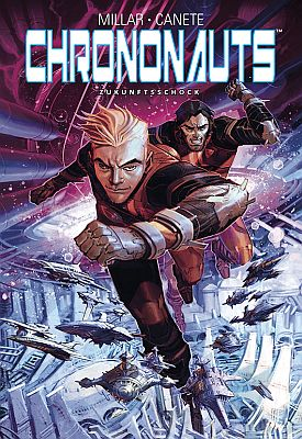 Chrononauts, Band 2 (Panini)