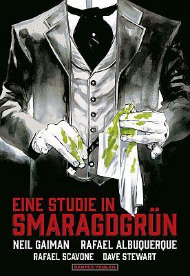 Eine Studie in Smaragdgrün (Dantes Verlag)
