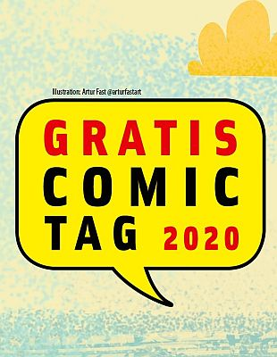 05. September: Gratis Comic Tag 2020!