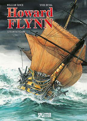 Howard Flynn Gesamtausgabe (Splitter)