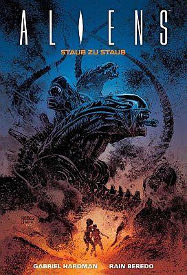 Aliens: Staub zu Staub (Cross Cult)