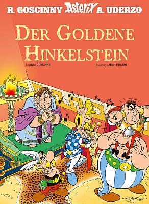 Asterix: Der goldene Hinkelstein (Egmont)