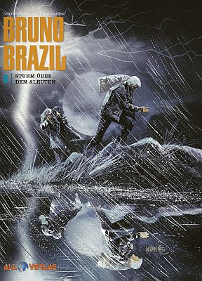 Bruno Brazil, Band 7+8 (All Verlag)