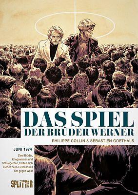 Das Spiel der Brüder Werner (Splitter)