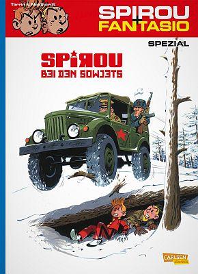 Spirou und Fantasio Spezial, Band 30 (Carlsen)