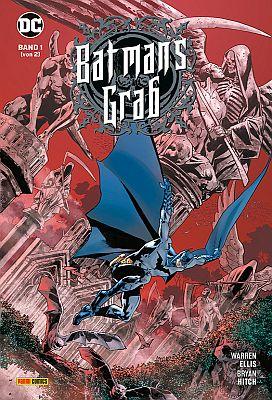 Batmans Grab, Band 1 (Panini Comics)