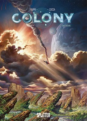 Colony, Band 2 (Splitter)