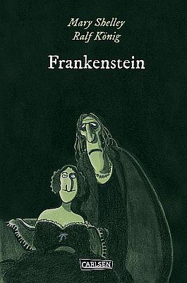 Die Unheimlichen: Frankenstein (Carlsen)