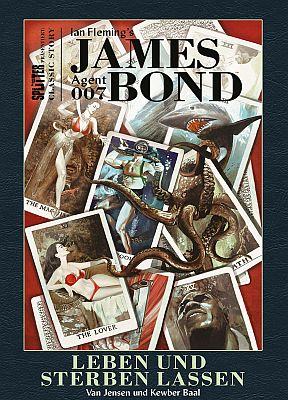 James Bond Classics: Leben und sterben lassen (Splitter)