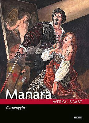 Manara Werkausgabe, Band 18 (Panini)
