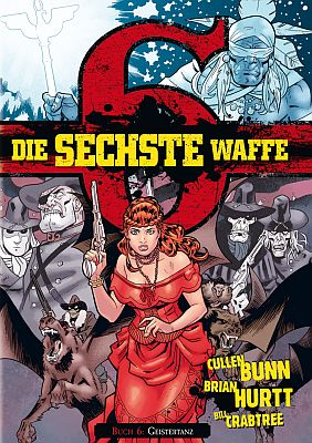 Die Sechste Waffe, Band 6 (All Verlag)