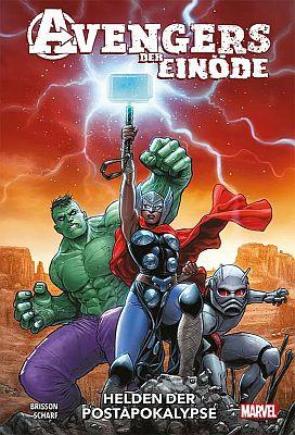 Avengers der Einöde (Panini)