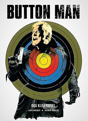 Button Man, Band 1 (Panini)