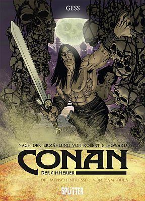 Conan der Cimmerier, Band 9 (Splitter)
