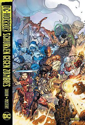 DC Horror: Schurken gegen Zombies (Panini)