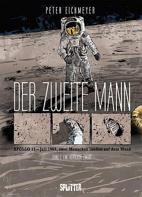 Der zweite Mann, Band 2 (Splitter)