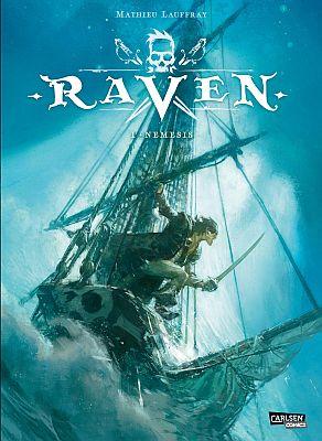 Raven, Band 1 (Carlsen)
