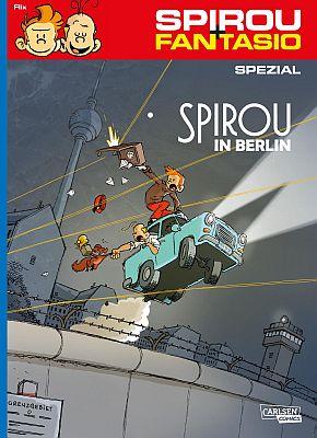 Spirou und Fantasio Spezial, Band 31 (Carlsen)