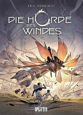 Die Horde des Windes, Band 2 (Splitter)
