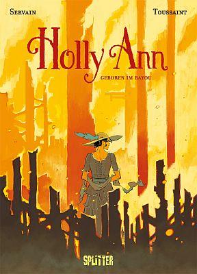 Holly Ann, Band 3 (Splitter)