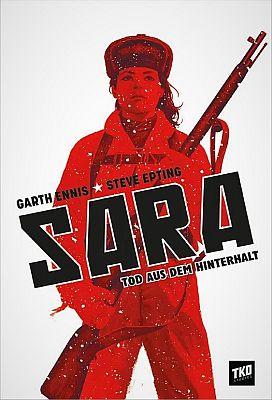 Sara: Tod aus dem Hinterhalt (Panini)