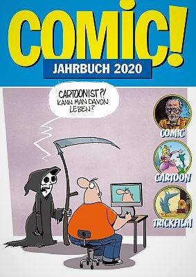 Comic! Jahrbuch 2020 (ICOM)