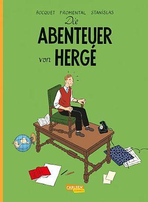 Die Abenteuer von Hergé (Carlsen)