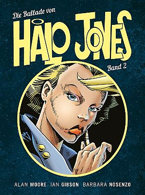 Die Ballade von Halo Jones, Band 2 (Panini Comics)