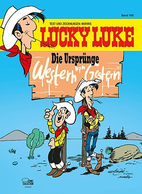 Lucky Luke, Band 100 (Egmont)
