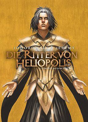 Die Ritter von Heliopolis, Band 4 (Splitter)