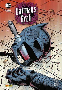 Batmans Grab, Band 2 - limitierte HC-Edition