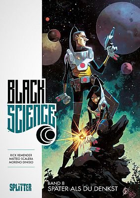 Black Science, Band 8 (Splitter)