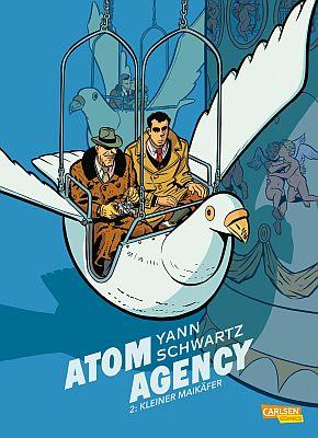 Atom Agency, Band 2 (Carlsen)