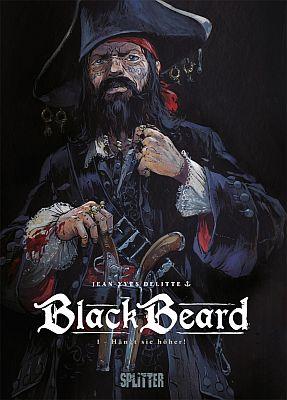 Blackbeard, Band 1 (Splitter)