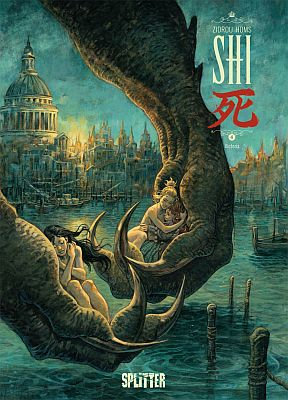SHI, Band 4 (Splitter)
