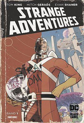 Strange Adventures, Band 1 (Panini)