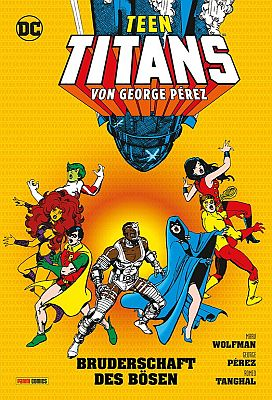Teen Titans, Band 2 (Panini)